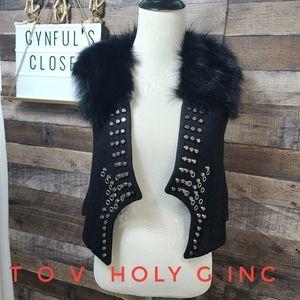 TOV Holy G Inc vest